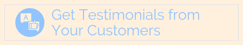 Get Testimonials from Your Customers - 7 Tips for Marketing Beauty Products - The Content Spa