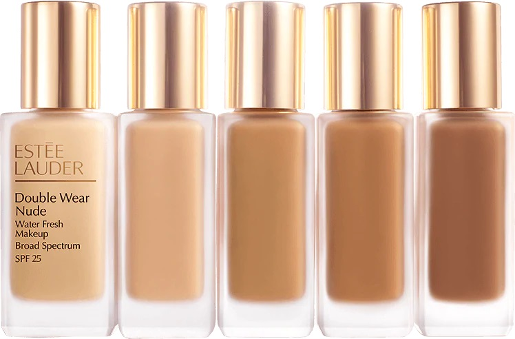 Estee Lauder Double Wear Nude Water Fresh Makeup SPF 25 - 9 Huge Branding and Marketing Mistakes that Beauty Companies Are Still Paying For - The Content Spa