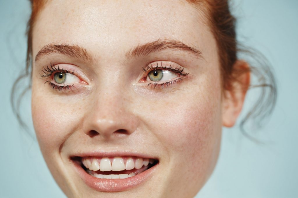 Glossier Milk Jelly Cleanser Model 2 - Glossier: Leading the beauty industry with the power of community and content marketing - The Content Spa