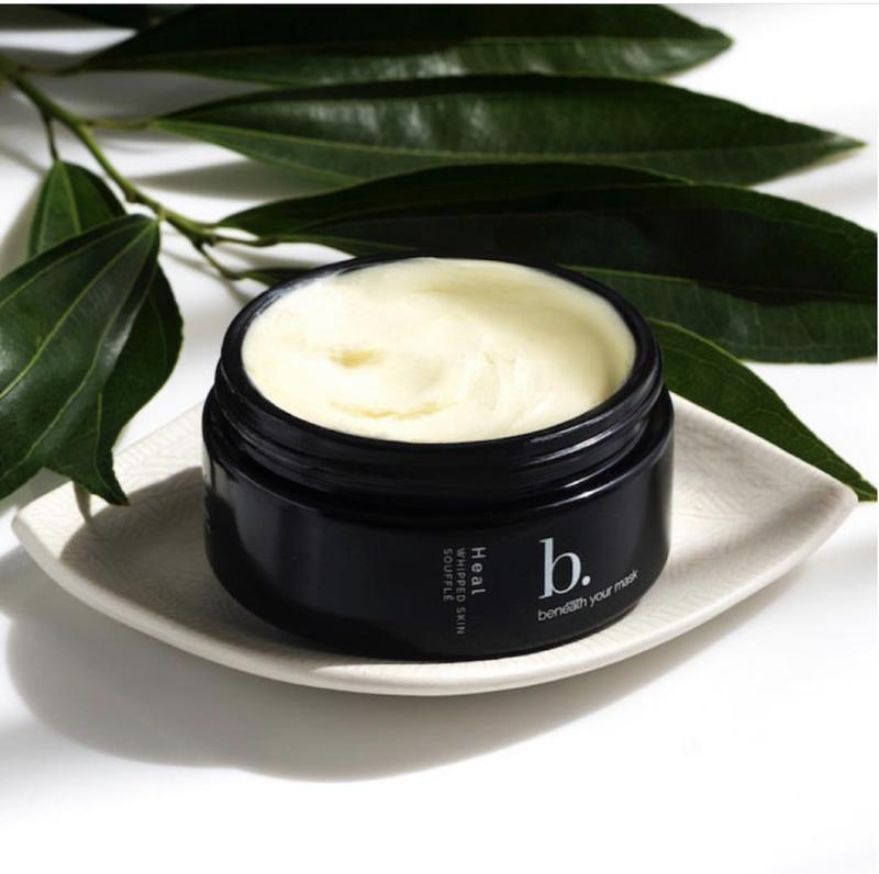 Beneath Your Mask Whipped Skin Soufflé - Black-Owned Beauty Brands - Content Spa