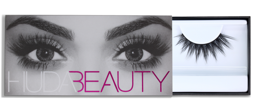 Huda Beauty False Lashes - Beauty Marketing Tips to Learn from Huda Beauty - Content Spa