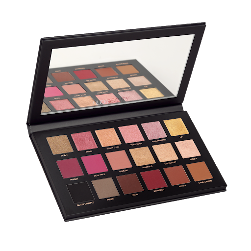 Huda Beauty Rose Gold Palette Remastered - Beauty Marketing Tips to Learn from Huda Beauty - Content Spa