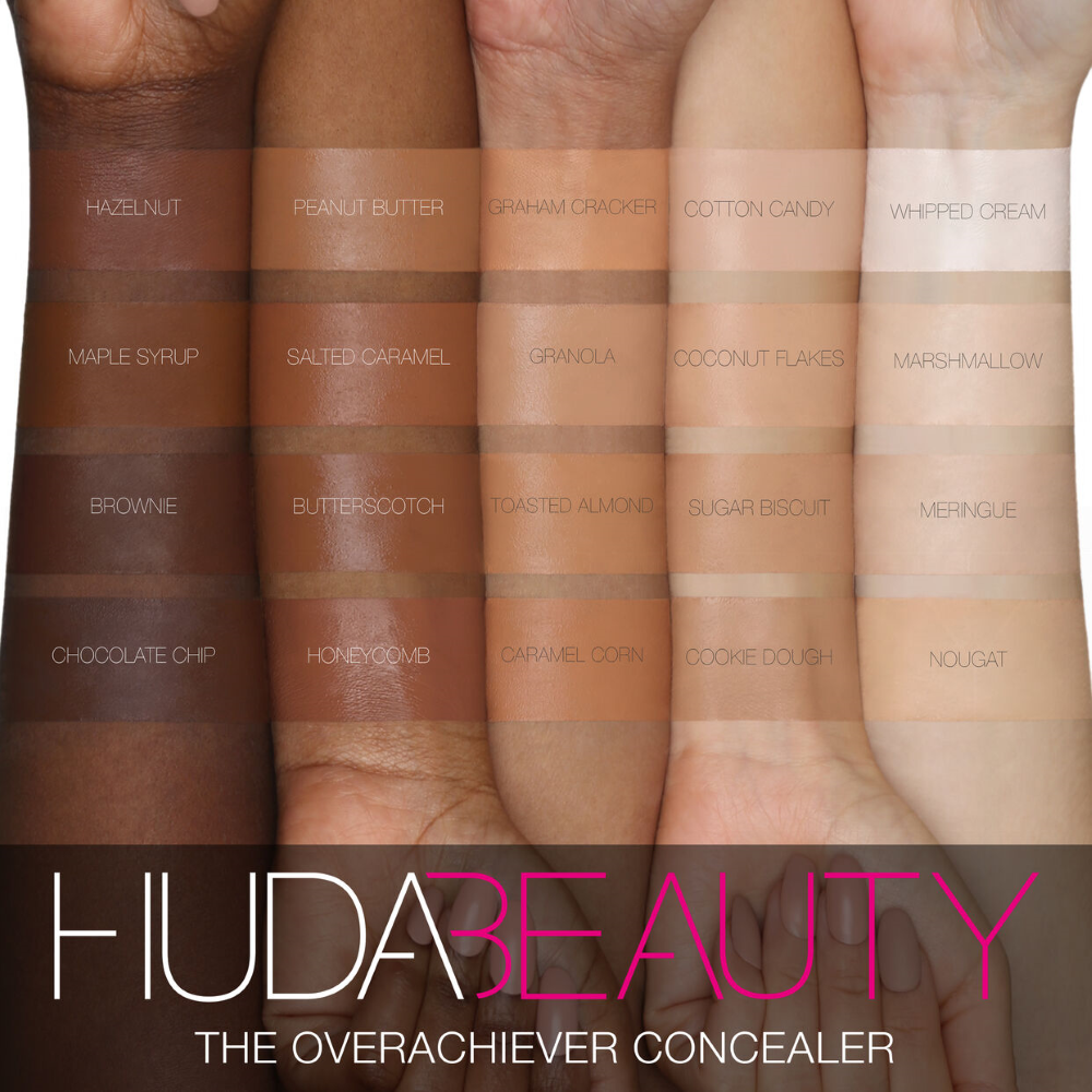 Huda Beauty The Overachiever Concealer - Beauty Marketing Tips to Learn from Huda Beauty - Content Spa