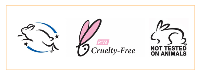 Cruelty-free Logos - Cruel and Kind Facts About Cruelty-Free Beauty Products - Content Spa