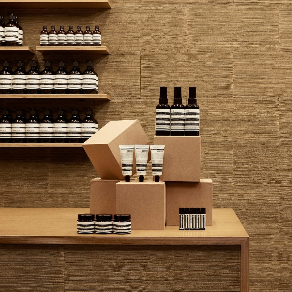 Aesop Retail Store - Gender Equality in the Beauty Industry - Content Spa
