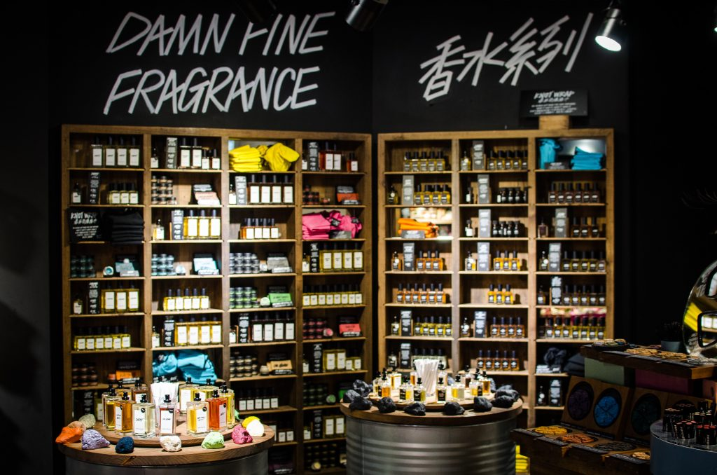 LUSH Store - Going Green With Sustainable Beauty and Advocating for It as a Brand - Content Spa