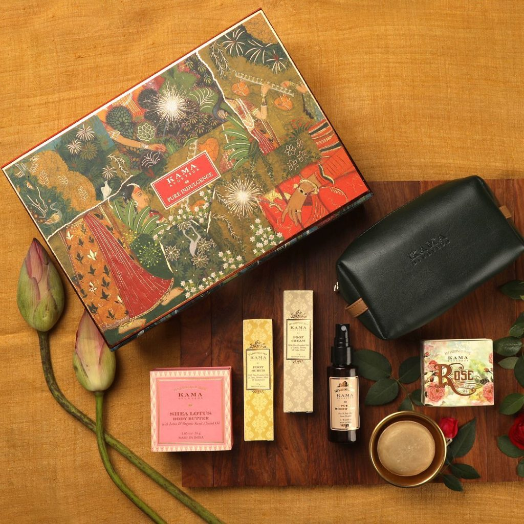 Kama Ayurveda - Rising as the Next Beauty Giant The Indian Beauty Industry - Content Spa