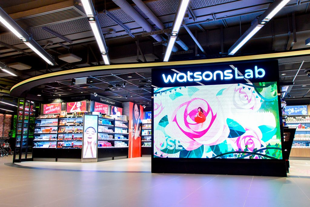 Watsons Lab - Watsons Takes Over Asia as One of Its Leading Health and Beauty Retail Brand - Content Spa