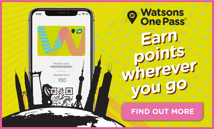 Watsons One Pass - Watsons Takes Over Asia as One of Its Leading Health and Beauty Retail Brand - Content Spa