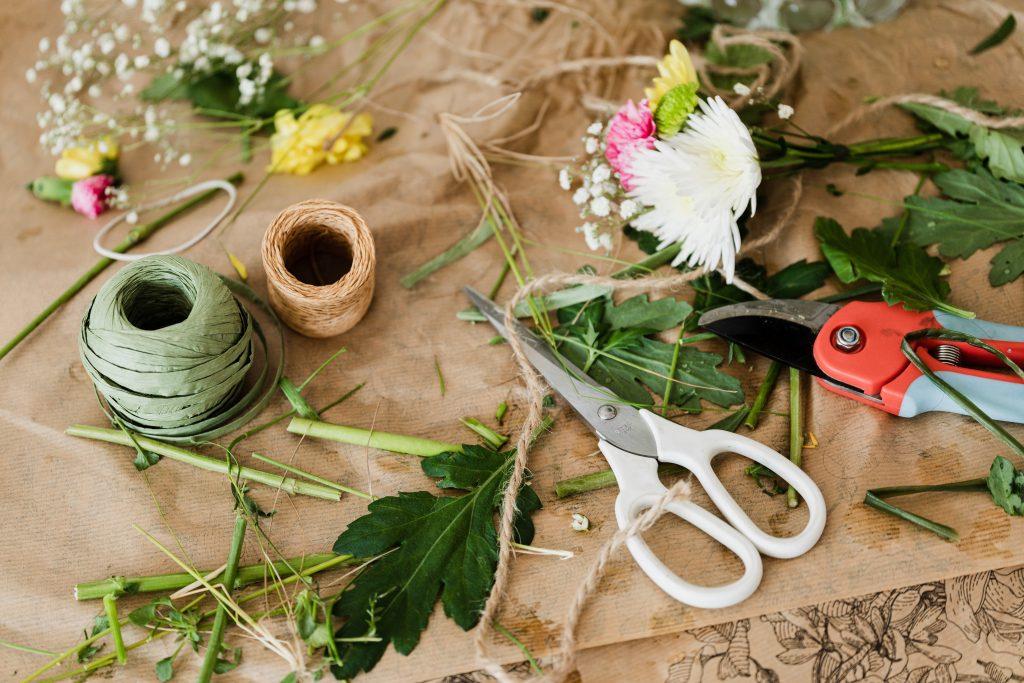 Flower Arrangement Class - Mother's Day Marketing Campaign - Content Spa