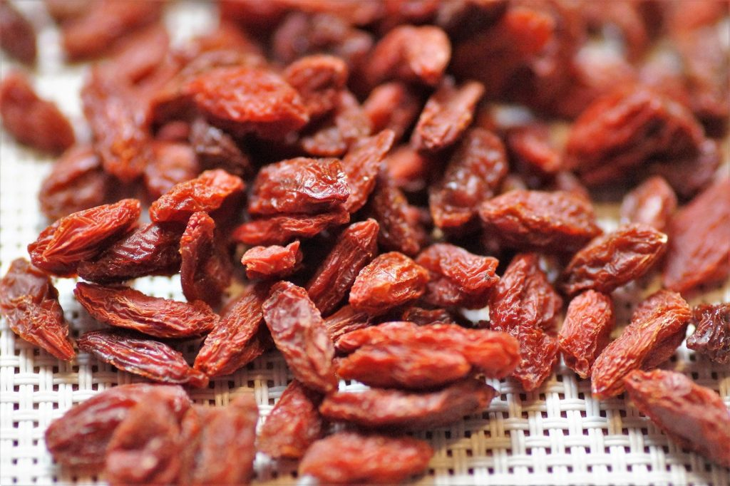 Goji Berries - What's so Super About Super Foods - Content Spa
