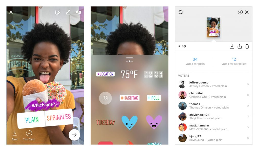 Instagram Polls - Business 101 - Keep Your Customers Reeled In - Content Spa