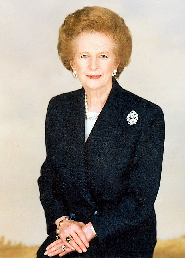 Margaret Thatcher - Red Lipstick - A Symbol of Power and Liberation - Content Spa