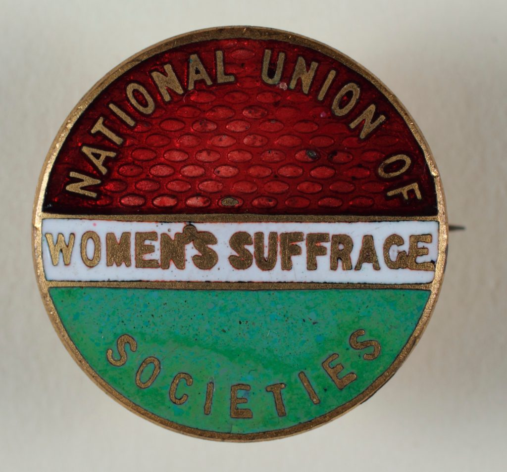 National Union of Women's Suffrage Societies - Red Lipstick - A Symbol of Power and Liberation - Content Spa